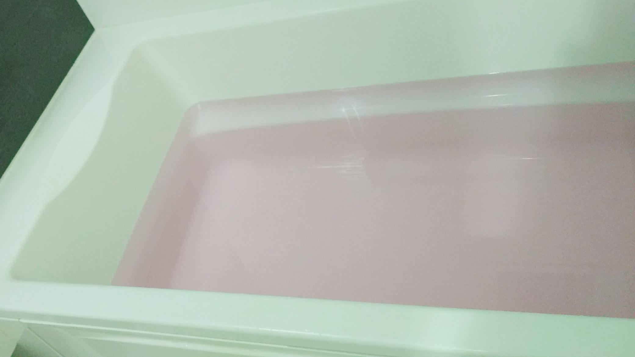 風呂 オキシ 釜 クリーン