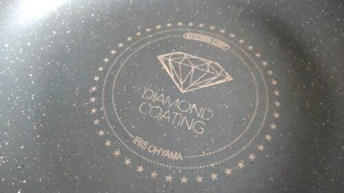 ダイヤモンドコートパン